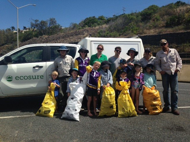 Great Northern Clean Up Ecosure 2 2015